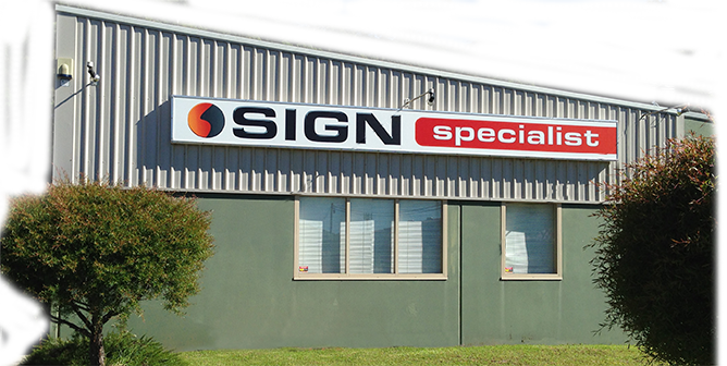 Sign Specialist